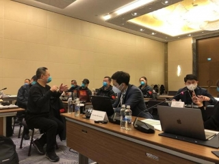 Chinese doctors conduct trainings for Kazakhstani colleagues struggling against COVID-19