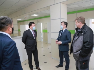 New outpatient clinic to be launched in Temirtau
