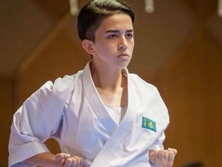 Kazakh athlete wins at first-ever virtual karate tournament