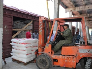 Kazakhstan sends 800 tons of flour to Kyrgyzstan to help amid coronavirus pandemic