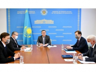 Kazakhstan partakes in online session of CIS Ministerial Council
