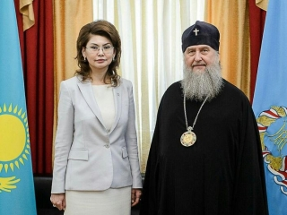 Minister Balayeva thanks Orthodox Church for developing inter-faith accord in Kazakhstan