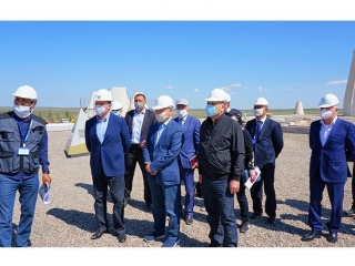 Kazakh PM inspects development of Semey city and preparations for 175th anniversary of Abay