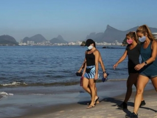Brazil reaches over 20,000 deaths from COVID-19