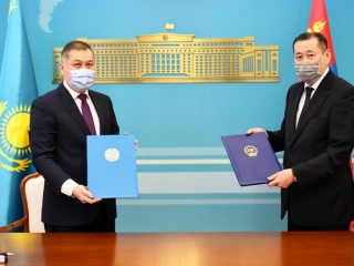 Kazakhstan, Mongolia exchanged letters of ratification of Treaty on transfer of sentenced persons