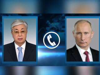 President Tokayev accepts invitation of Vladimir Putin to attend Victory Parade