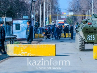 Kazakhstan to remove checkpoints between cities