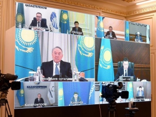 First President outlines effectiveness of economic and social policies of KMG
