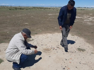 Ancient settlements unearthed in E Kazakhstan