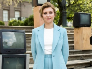 Ukraine's First Lady admitted to hospital over COVID-19