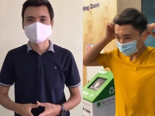Face mask challenge launched in Semey