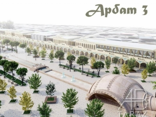 300-meter singing fountain to appear in Taraz