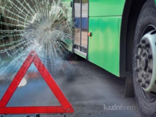 No injuries after two buses collide in Kostanay