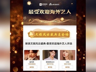 Dimash voted Best Overseas Artist at 2020 Sina Entertainment Festival