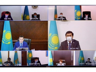 Kazakh PM charged to realize large-scale Digital Education project