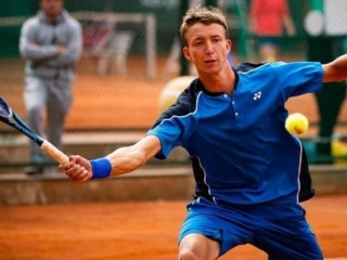 Kazakh tennis player wins at US Exhibition Series 2020