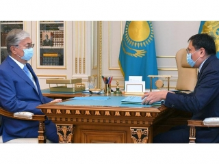 President Tokayev receives National Bank chairman