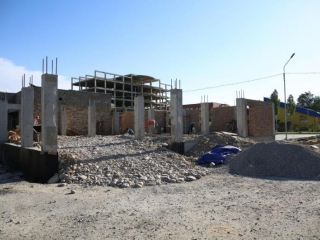 Three sports and recreation complexes under construction in Taraz
