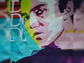 Dimash Kudaibergen expresses thanks for his mural in Almaty