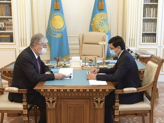 Head of State receives Education Minister