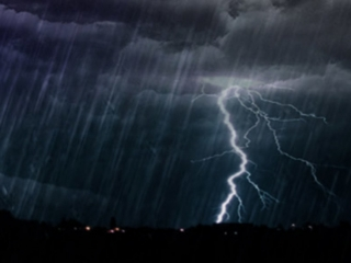 Thunderstorms and hail in store for several regions of Kazakhstan