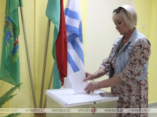 Early voter turnout reaches 22.7% in Belarus
