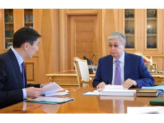 President Tokayev instructs Ecology Minister to step up efforts to improve environment
