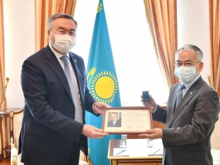 UN Resident Coordinator for Kazakhstan completes his mission