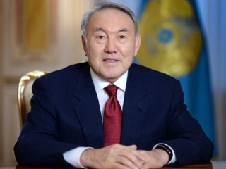 Nazarbayev given status as champion for a world free of nuclear tests