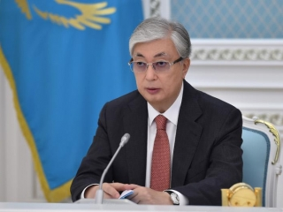 President participates in int'l conference to mark 25 years of Kazakhstan's Constitution