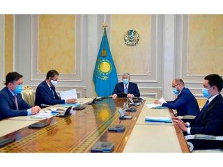 Presidential Anti-corruption Commission meeting held via videoconference