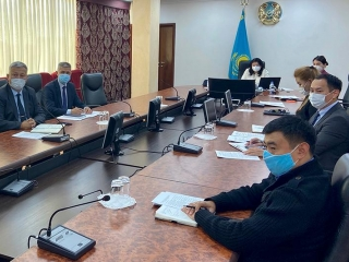 Kazakh, Chinese officials debated agri exports