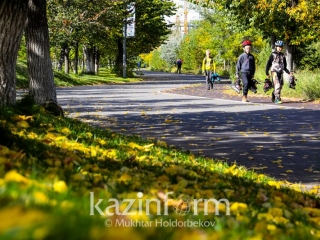 Warm weekend ahead for Kazakhstan