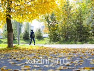 Warm weekend in store for Kazakhstan