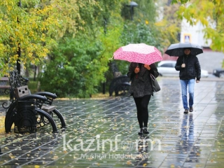 Storm warning issued for 11 rgns of Kazakhstan