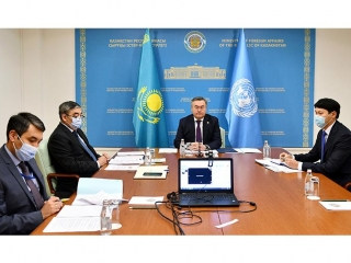 FMs of LLDC countries meet on the sidelines of 75th UN GA