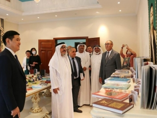 Abai Cultural Hall opens in Abu-Dhabi