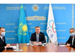 Kazakhstan takes over CICA Chairmanship for 2020-2022