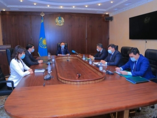 New deputy governor of Kostanay rgn named