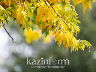 Inclement weather forecast for Kazakhstan on Sept 29