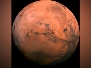 ANSA: Italian experts find network of lakes on Mars