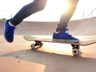 24 mln worth skate park built in Almaty