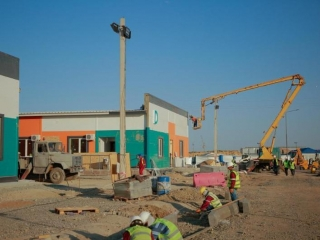 200-bed infectious diseases hospital nearly complete in Atyrau