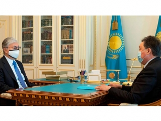 Kazakh President assigns PM to strictly monitor epidemiological situation