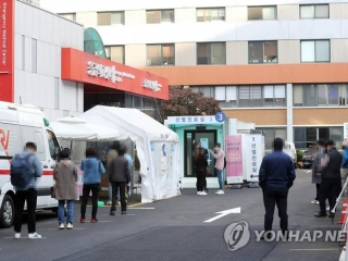 New virus cases above 100 for 2nd day, cluster infections remain problem in S Korea