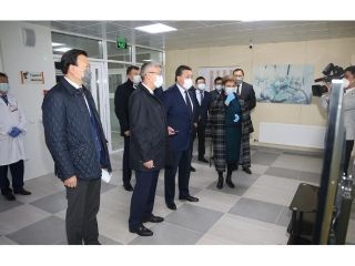 Kazakh PM holds meeting on health situation in Mangistau rgn