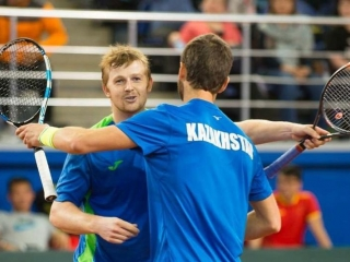 Kazakhstani tennis players face defeat at Cary Challenger men's doubles