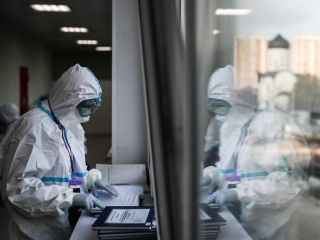 Russia records lowest daily coronavirus case tally since November 11