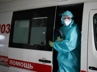 Over 25,000 cases of COVID-19 infection detected in Russia over 24 hours