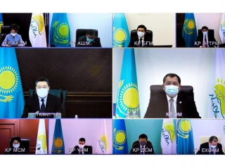 Kazakh Government debates gasification issues